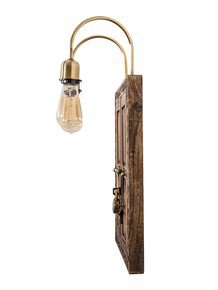 Window Aldrop 2 Light Wall Sconce