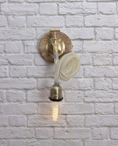 Tap And Hose Wall Light