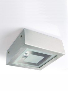 6X6 Stainless Steel Ss Energy Saver Ceiling Light