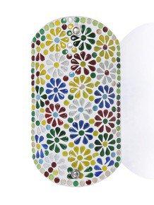 Tukri Multicolored Flowers Single Wall Light