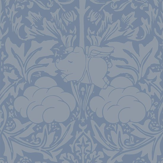 Morris dream   grey captain blue wallpaper mineheart treniq 1 1550948716224