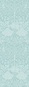 Morris-Dream-Minty-Egg-Blue-Wallpaper_Mineheart_Treniq_0