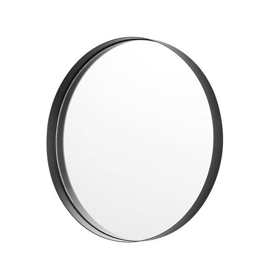 Moonshine mirror 70 cm black mate sehar art treniq 1 1551955797371