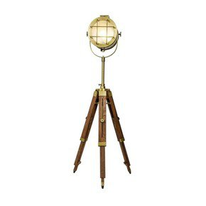 Adjustable Tripod Floor Lamp