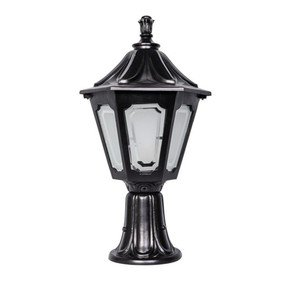 Cast Metal Palatial Outdoor Medium Gate Light