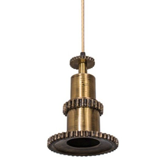 Industrial gear pendant light2