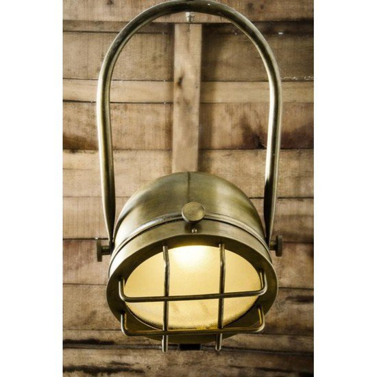 Rustic industrial antique hanging light3