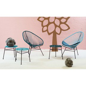 Acapulco Chair  Blue 1