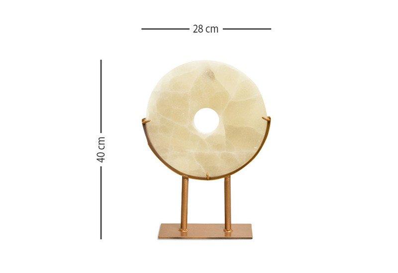 Rolo crystal sculpture aura treniq 4