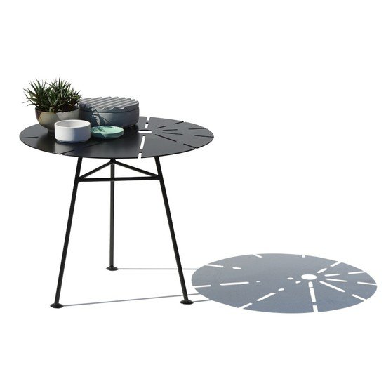 5 bam bam table all metal small n tall cut out exterior action