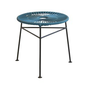 Centro Stool Petroleum Blue