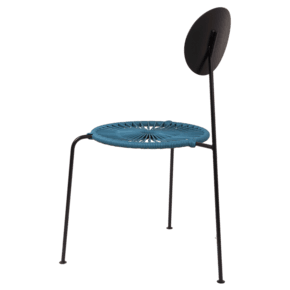 Centro Chair Petroleum Blue