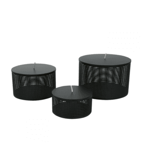 Boîte - Metal Boxes Black - Small