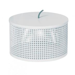 Boîte - Metal Boxes White - Medium
