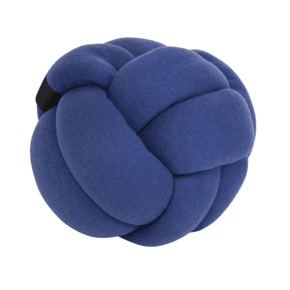 Chango Cushion Small Ø26 Blue