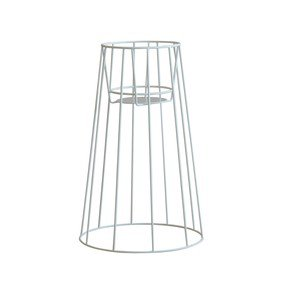 Cibelle - Plant Stand White Large