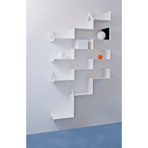 Cloud Steps - Set Of 12 Steps White