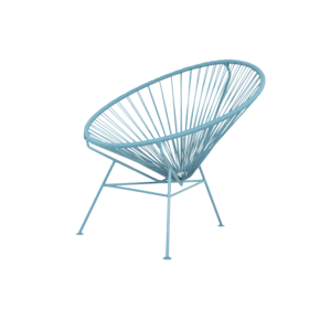 Condesa Chair All Pigeon Blue