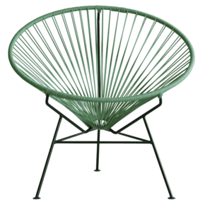 Condesa Chair Sea Green