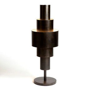 Babylon Table Lamp-Bronze