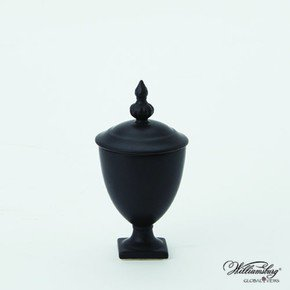 Beaufort Mini Urn-Matte Black