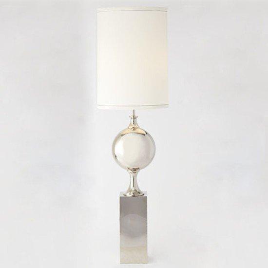 9.91101  big pill lamp nickel