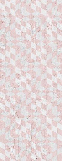 Pink optical cubes wallpaper mineheart treniq 1 1553953463098