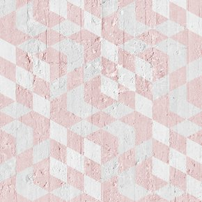 Pink-Optical-Cubes-Wallpaper_Mineheart_Treniq_0