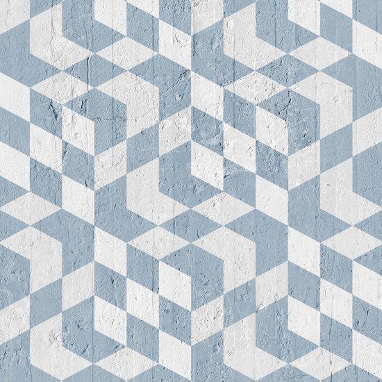 Navy optical cubes wallpaper mineheart treniq 1 1553954461422