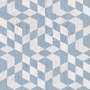 Navy-Optical-Cubes-Wallpaper_Mineheart_Treniq_0