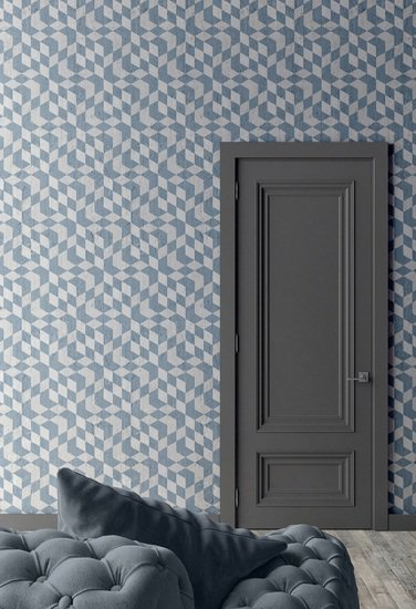 Navy optical cubes wallpaper mineheart treniq 1 1553954565150
