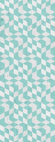 Aquamarine optical cubes wallpaper mineheart treniq 1 1553955039622