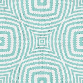 Aquamarine-Optical-Circles-Wallpaper_Mineheart_Treniq_0