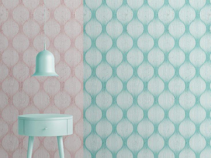 Pink optical bulbs wallpaper mineheart treniq 1 1553974649334