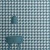Petroleum pied de poule wallpaper mineheart treniq 1 1553975706518