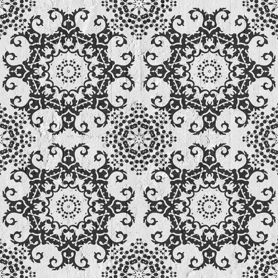Black optical damask wallpaper mineheart treniq 1 1554044739229