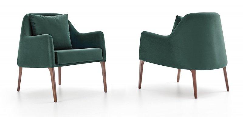 Zii lounge armchair by studio uultis kelly christian design ltd treniq 1 1554386422242