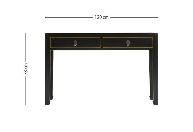 Chinese large console table the nine schools treniq 5