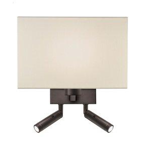 Combination-Wall-Light-With-Twin-Led-Reading-Light-In-Black-Bronze_Lightology-Lighting-_Treniq_0