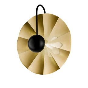 Large-Reflector-Wall-Light-In-Brushed-Brass-With-Satin-Black-(50cm)_Lightology-Lighting-_Treniq_0