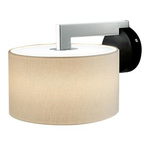Deco-Satin-Black-With-Polished-Chrome-Wall-Lamp-With-Shade_Lightology-Lighting-_Treniq_0