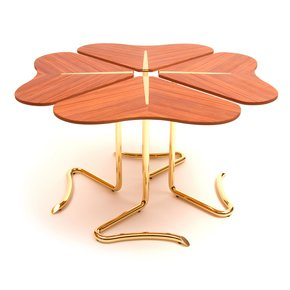 Four-For-Luck-Coffee-Table-Rosewood_Insidherland_Treniq_0