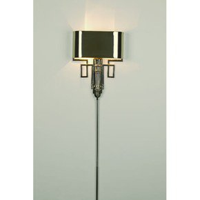Torch-Sconce-W/Shade-Nickel_Bas-Global_Treniq_0