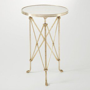Directoire-Table-Brass-&-White-Marble_Bas-Global_Treniq_0