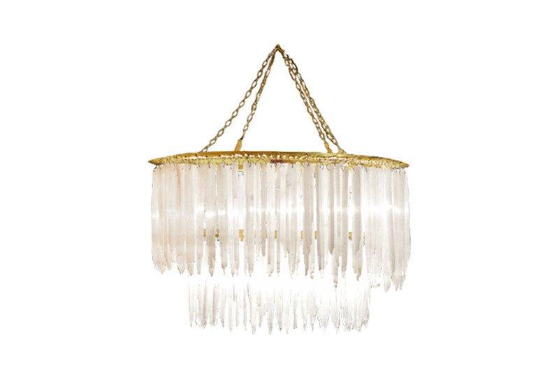 Sway 2 tier chandelier aura treniq 1