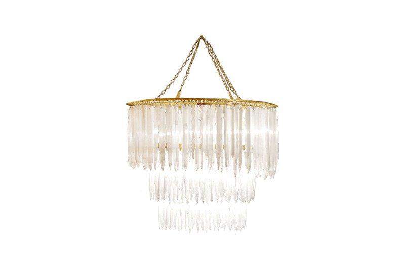 Sway 3 tier chandelier aura treniq 1