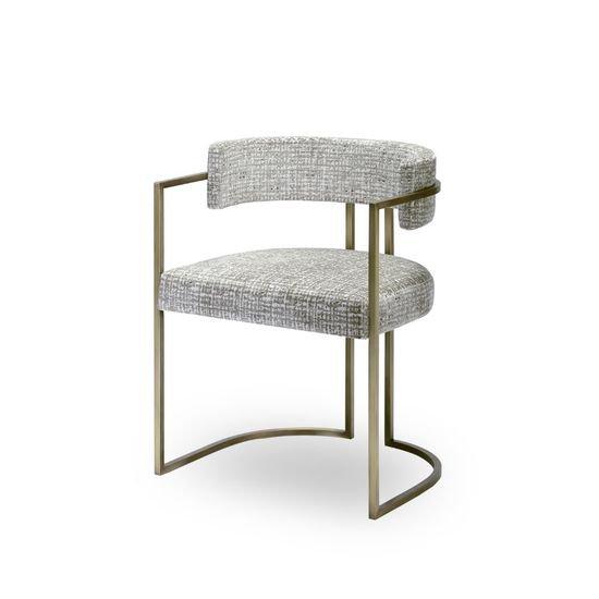 Julius small dining chairs brass duistt treniq 1 1556625676200