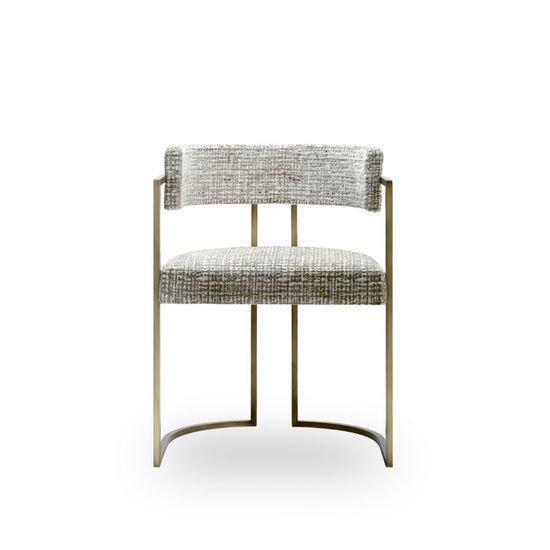 Julius small dining chairs brass duistt treniq 1 1556625676211