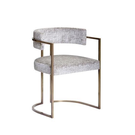 Julius small dining chairs brass duistt treniq 1 1556628828469