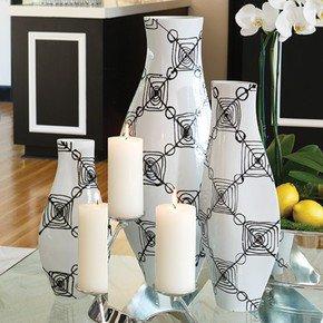 Coil Vase-Med